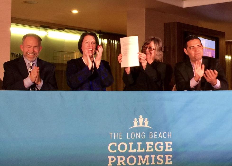 Long Beach Leaders